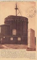 Blaise Pascal, l'observatoire du Puy de Dôme