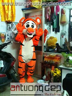 may bán mascot con hổ