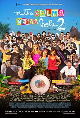 Filme Muita Calma Nessa Hora 2 Nacional AVI BDRip