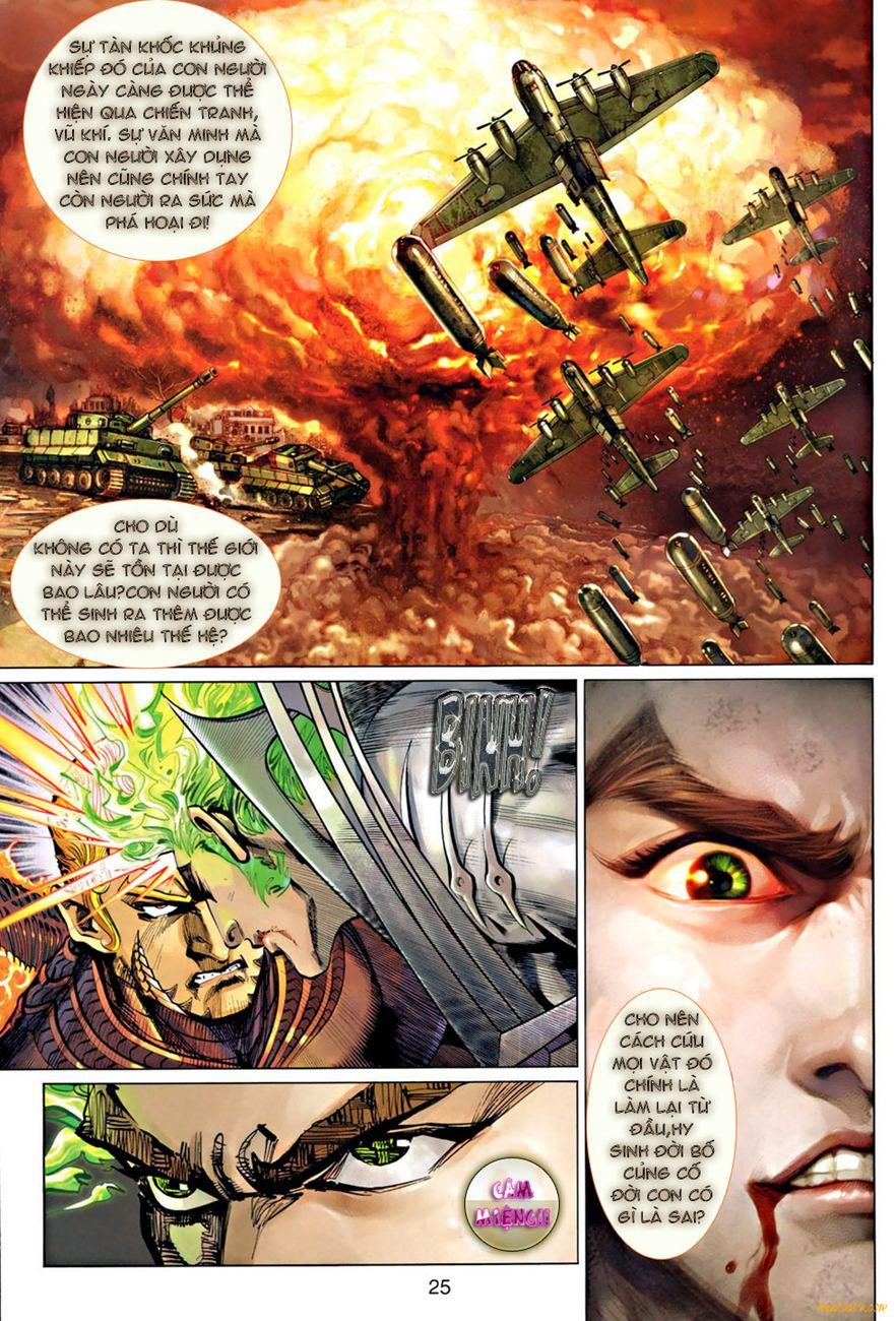 Thần Binh 4 chap 70 - Trang 24