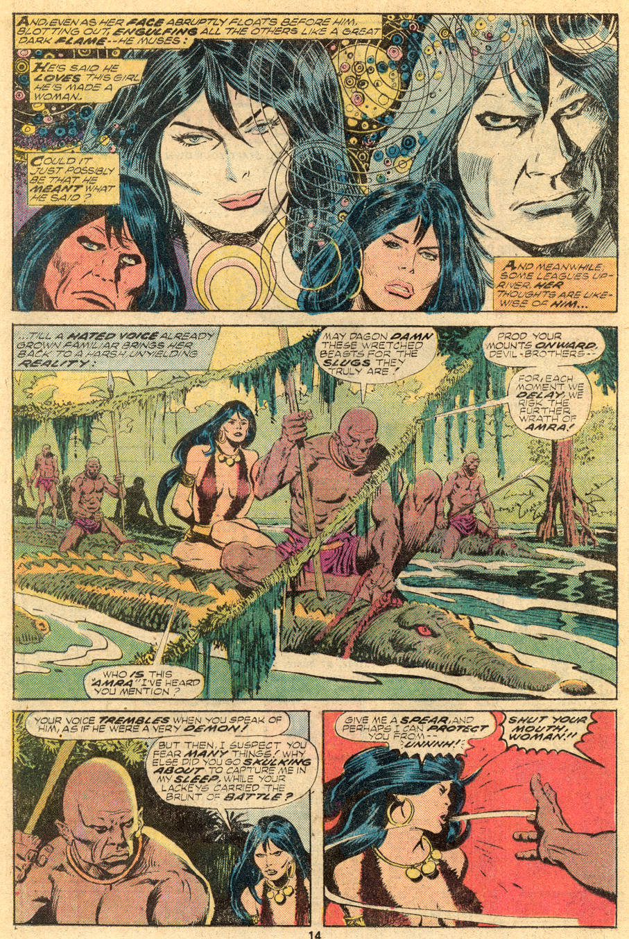 Conan the Barbarian (1970) Issue #61 #73 - English 8