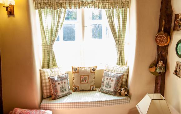 Cosy home una vacanza in cottage e un premio for Planimetrie inglesi del cottage
