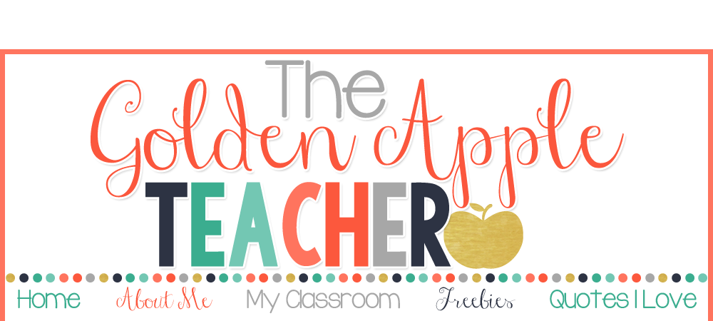The Golden Apple Teacher