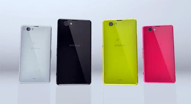 Xperia Z1f Mini officially announced by Sony