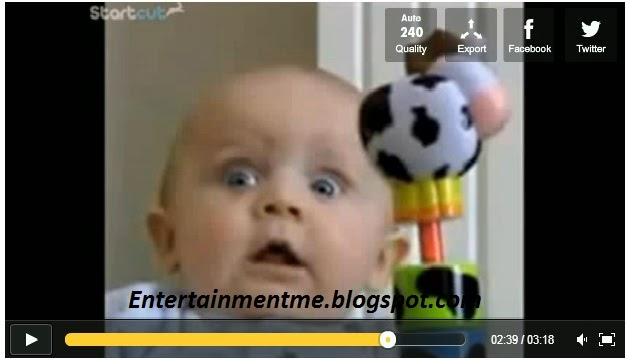 Baby Funny Clips Dailymotion