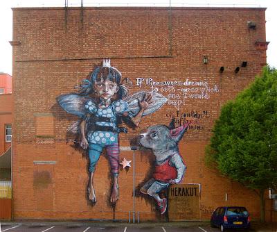 BRISTOL GRAFFITI,GRAFFITI STREET ART