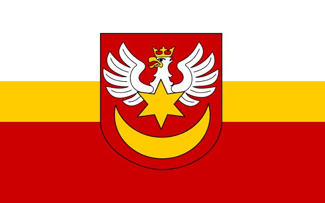 Flaga powiaty tarnowskiego