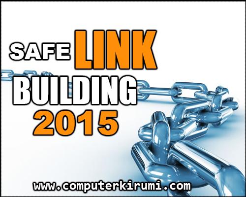 safe link building 2015