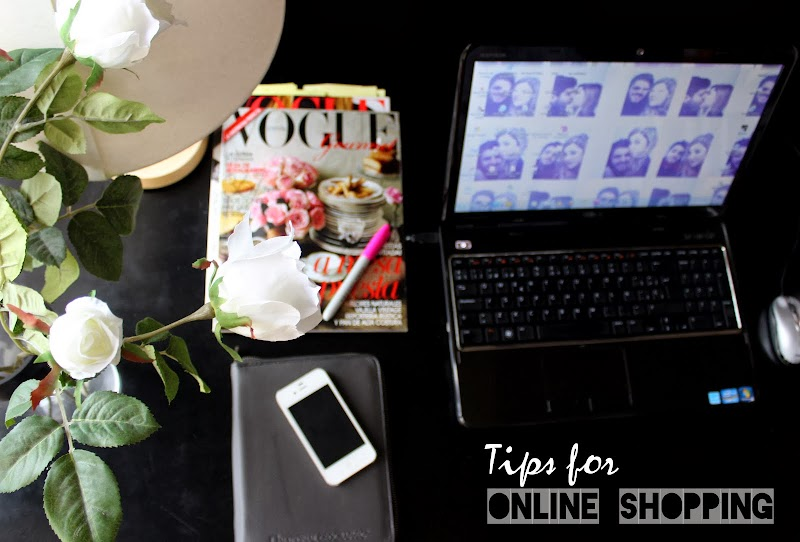 LIFESTYLE | TIPS FOR ONLINE SHOPPING