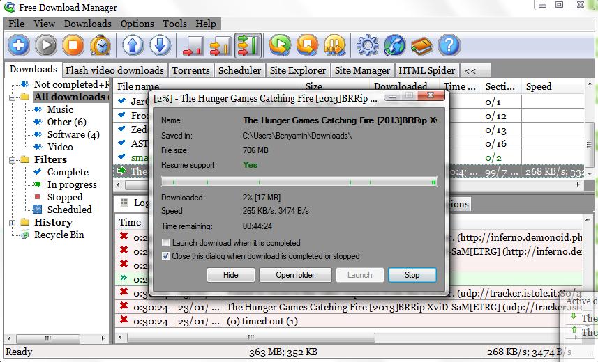 FDM Support Bit Torrent