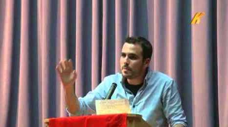 ALBERTO GARZON: ALTERNATIVAS A LA CRISIS DESDE LA IZQUIERDA