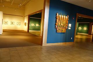 Winona Minnesota Marine Art Museum painting