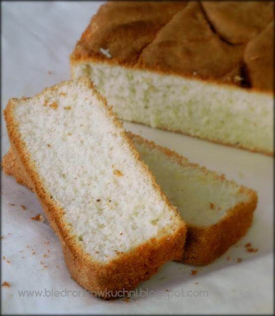 angel food cake; ciasto z białek