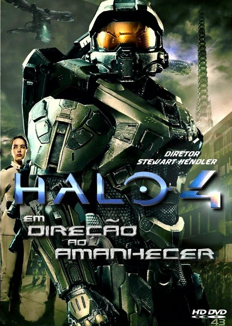 Halo 4: Em Direção ao Amanhecer – Dublado (2012)