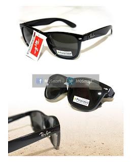 New Kacamata Polarized Ray Ban, anti silau dan kabut