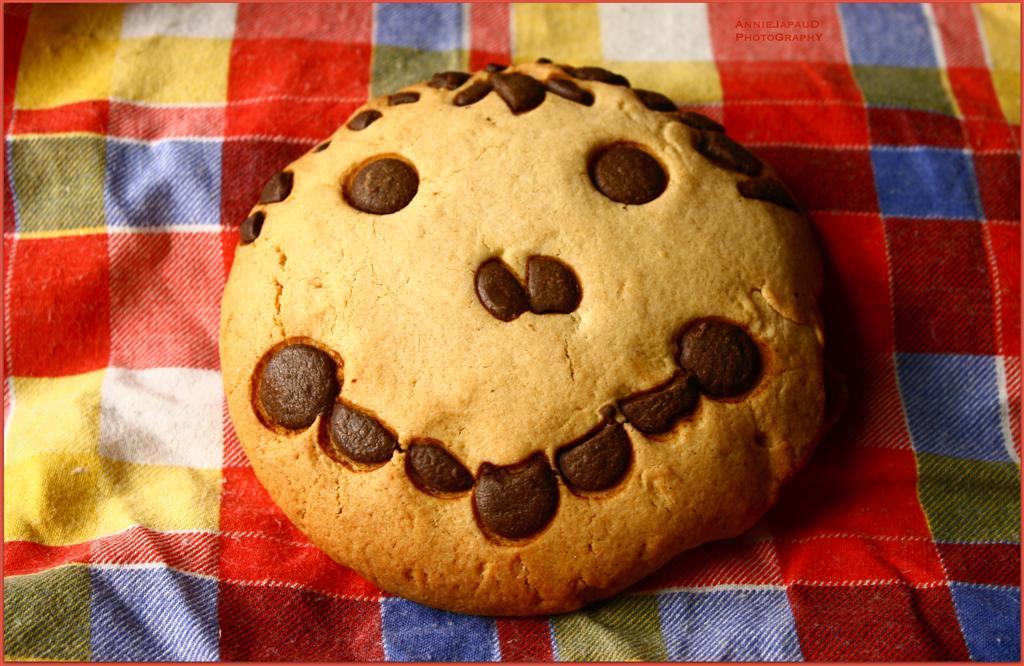 a big cookie