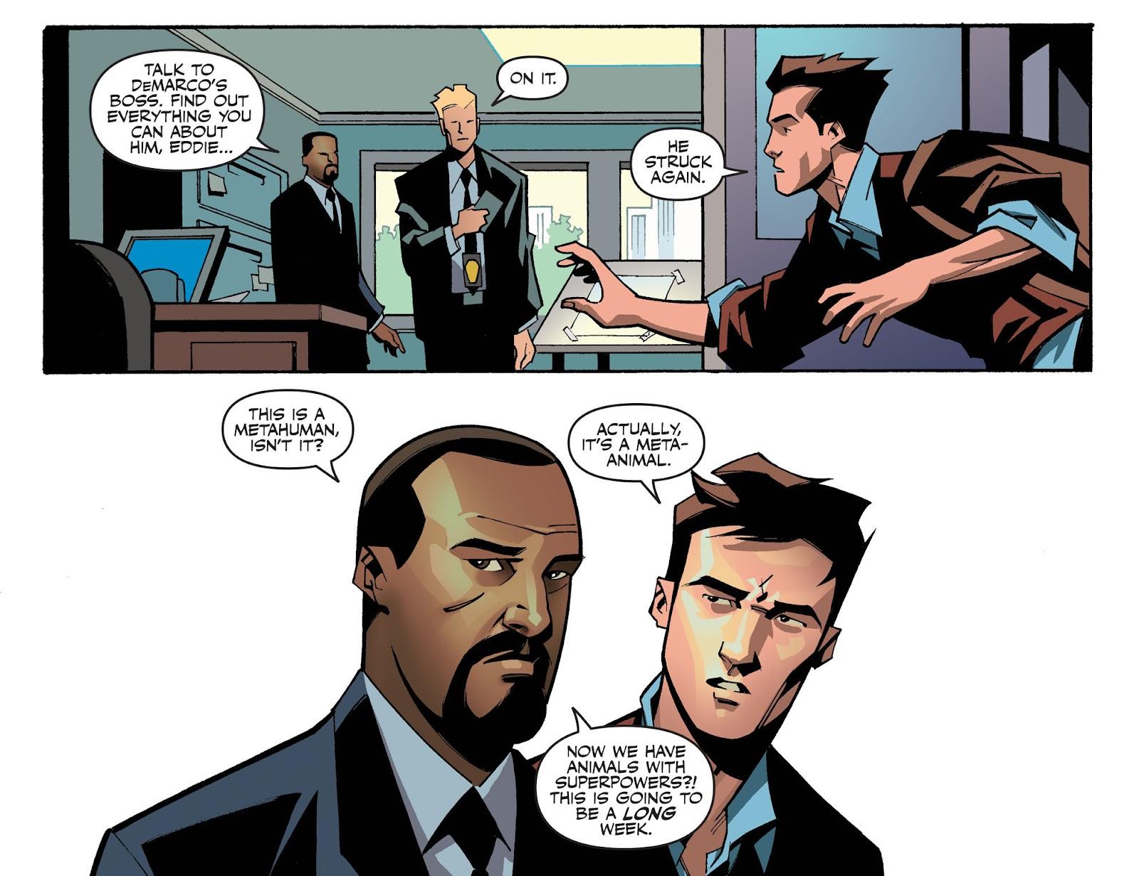 The Flash: Season Zero [I] Issue #12 #12 - English 4