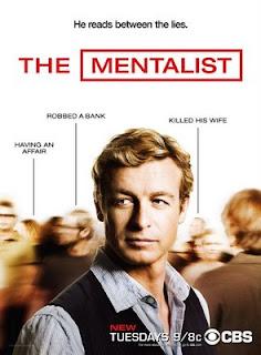 capa Download The Mentalist - 1ª Temporada RMVB Legendado