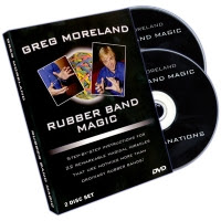 Rubber Band Tricks - Greg Moreland