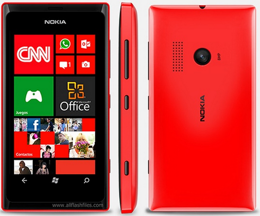 Nokia Lumia 505 RM-923 Windows