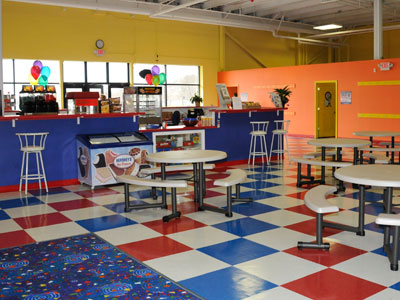 Blog chicago with kids places for birthday for Rooms for kids chicago