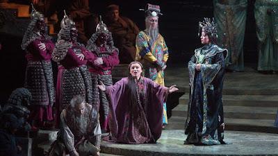 Anita Hartig, Nina Stemme - Puccini Turandot - Metropolitan Opera, New York