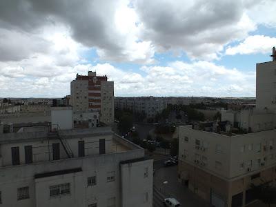 vista desde mi casa Sevilla