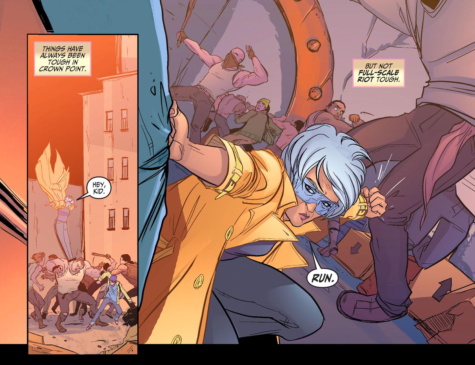 Batman Beyond (2012) Issue #27 #27 - English 5