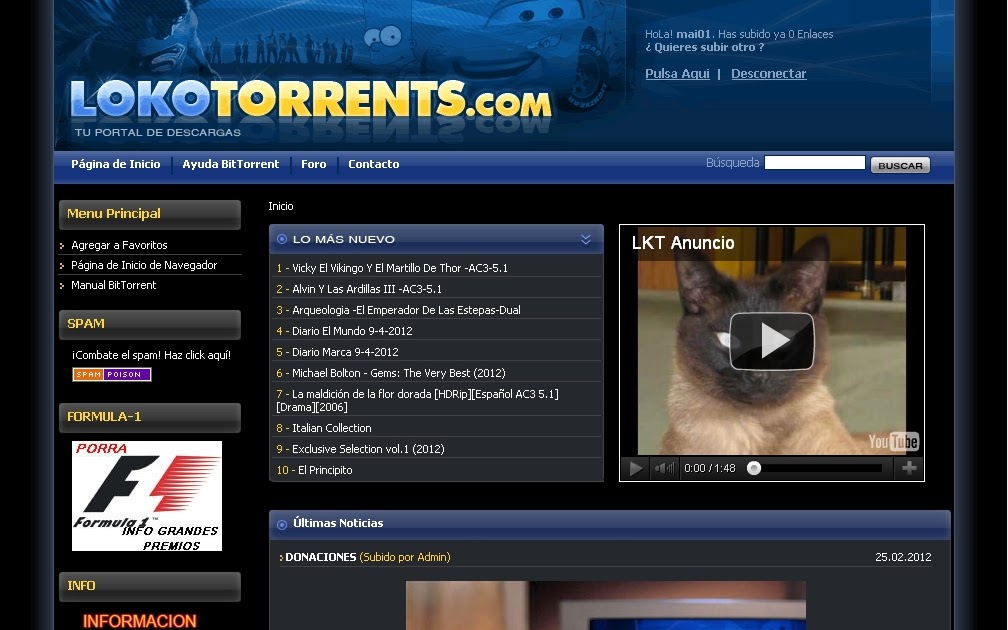 lokotorrents descargas