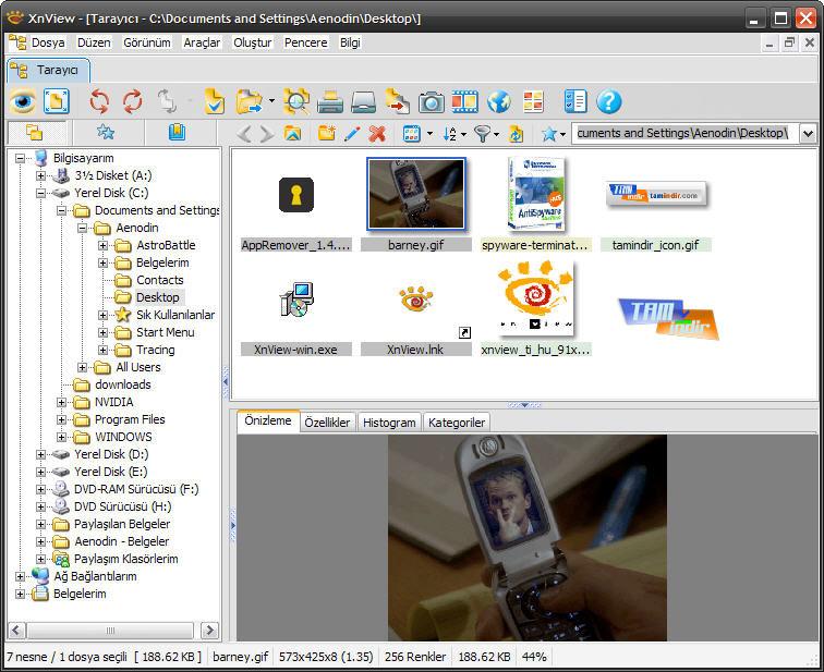Resim Düzenleyici Ve Format Değiştirici