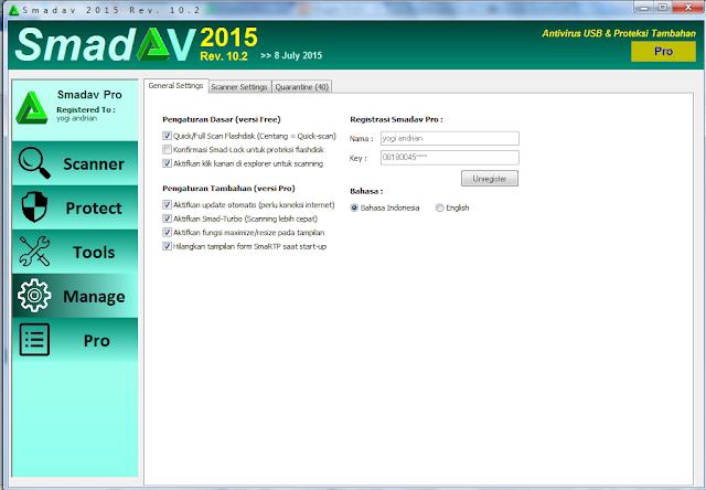 Smadav Pro Rev 10.2 Terbaru 2015