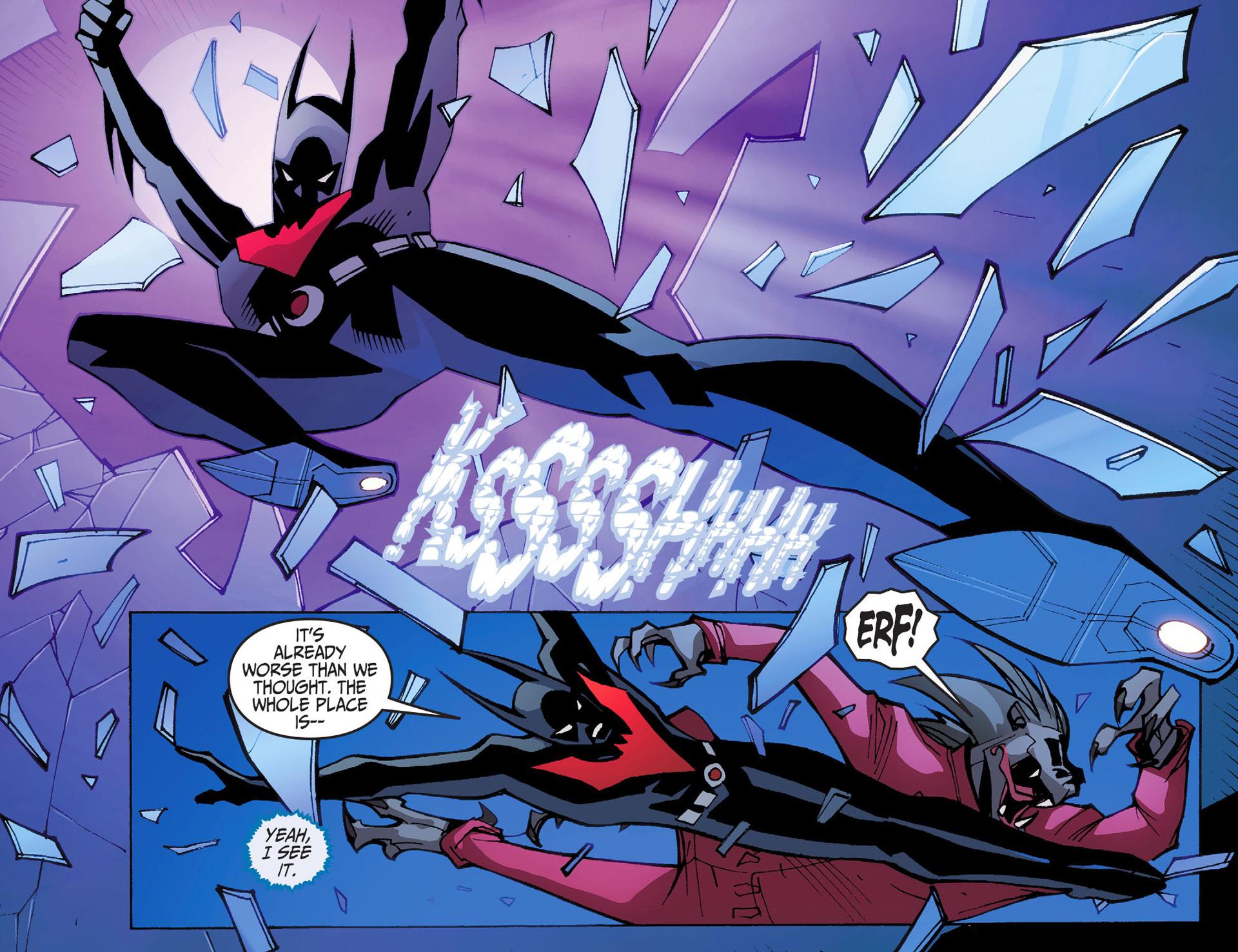 Batman Beyond 2.0 #3 #38 - English 5