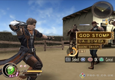 God Hand ISO PS2 For PC
