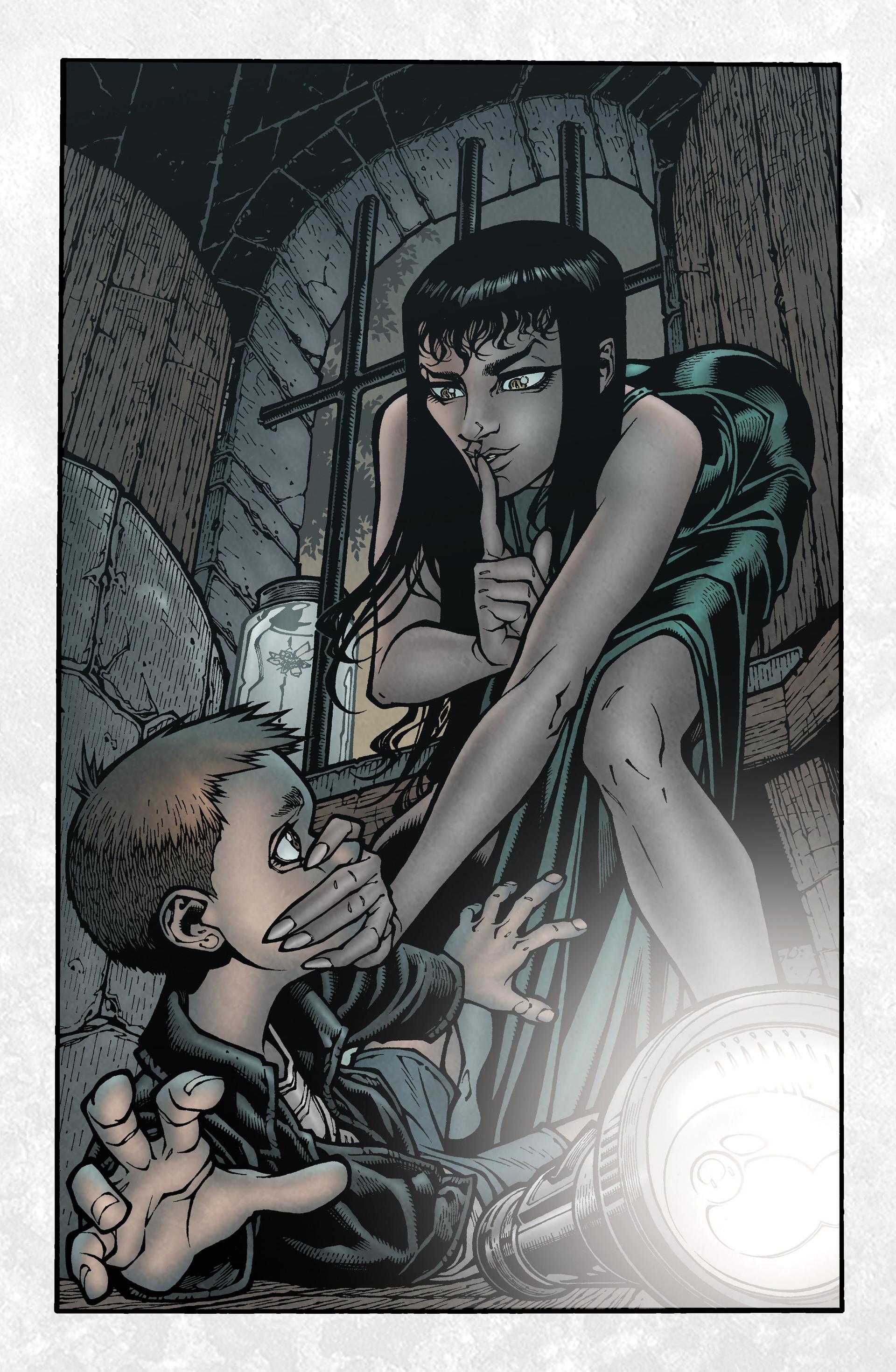 Locke & Key (2008) Issue #5 #5 - English 13