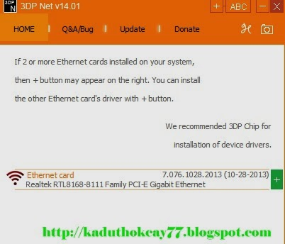 Download 3DP Net V14.01 Driver Wireless Full Version