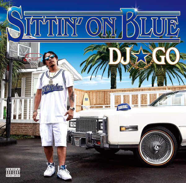 [Album] DJ☆GO – SITTIN' ON BLUE (2015.07.29/MP3/RAR)
