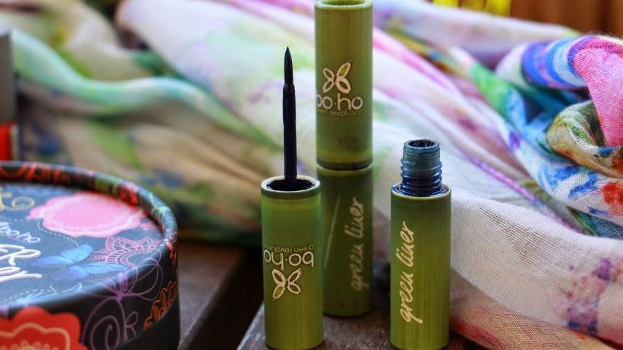 eyeliner feutre pointe liquide boho cosmetics
