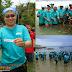Bank BNI menanam Karang di Coral Garden, Pulau Kepayang