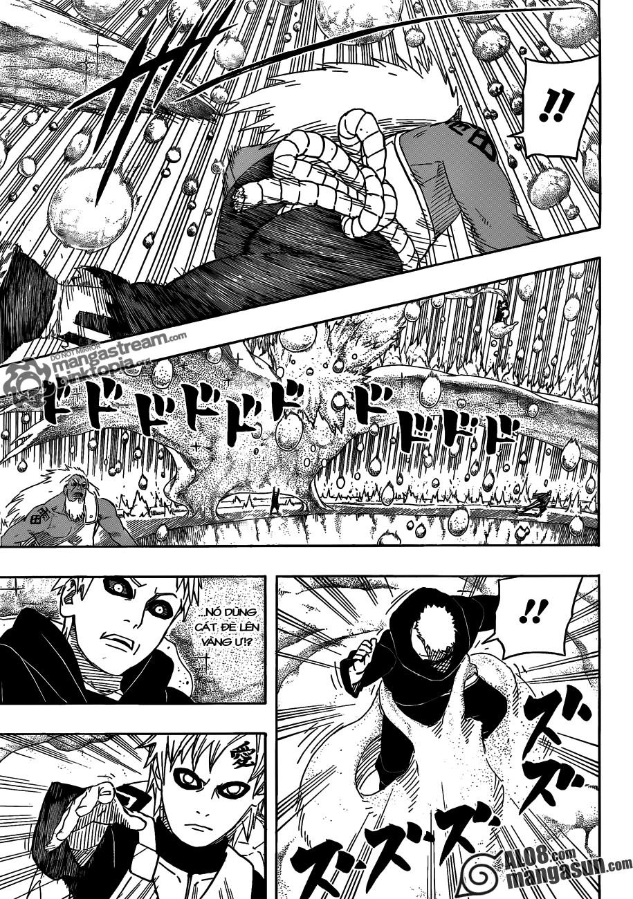 Naruto chap 547 Trang 12 - Mangak.info