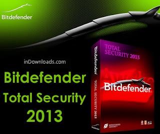 Bitdefender Total Security 2013 Full License Key