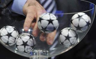 Drawing 16 Besar Liga Champions 2012/2013