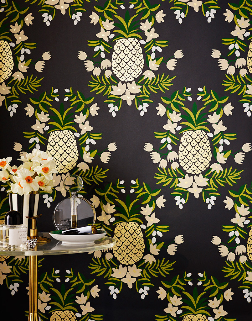 Chinoiserie chic new modern chinoiserie wallpapers for Chinoiserie design