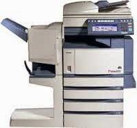 Cho thuê máy photocopy toshiba E233 tại Hải Phòng