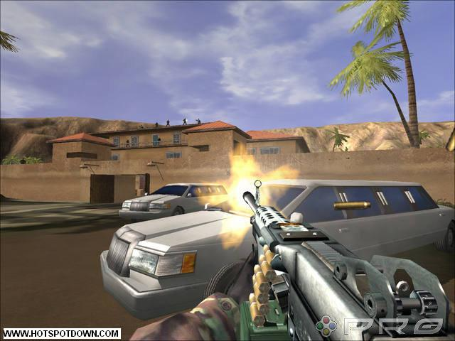 Download Game PC Ringan Delta Force 1 RIP Gratis