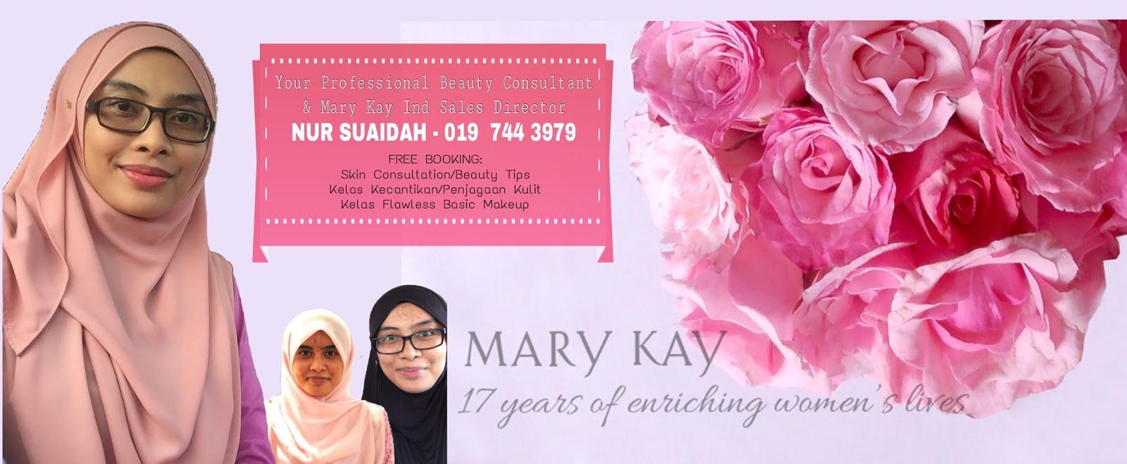 Mary Kay Nur Suaidah