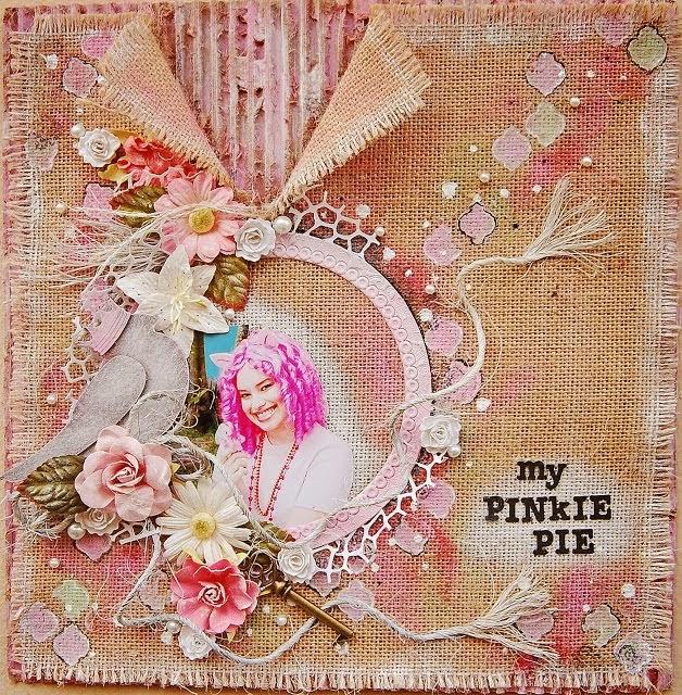 My Pinkie Pie