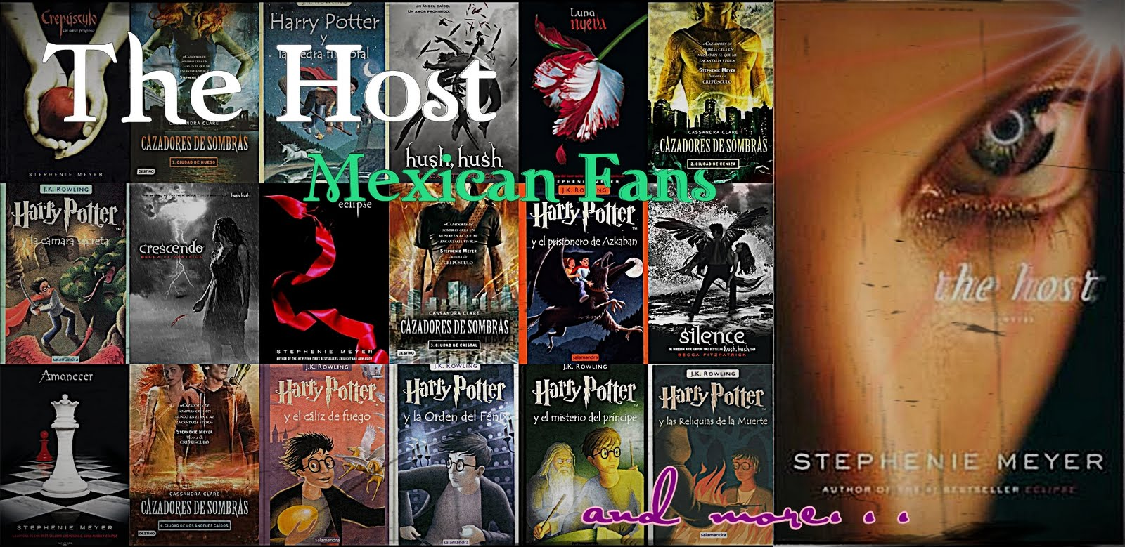 "The Host ""Mexican Fans"""