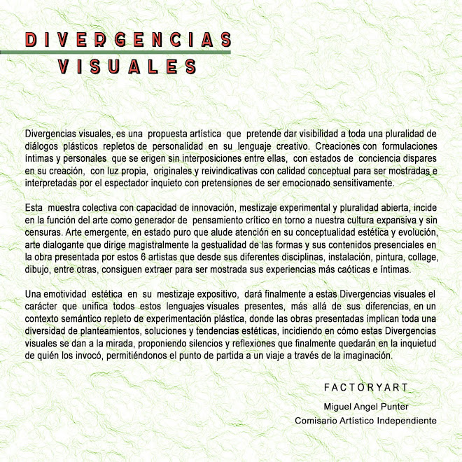 TEXTO - DIVERGENCIAS VISUALES