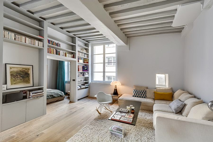 Creative & ordinette: small apartment  arredare i piccoli spazi