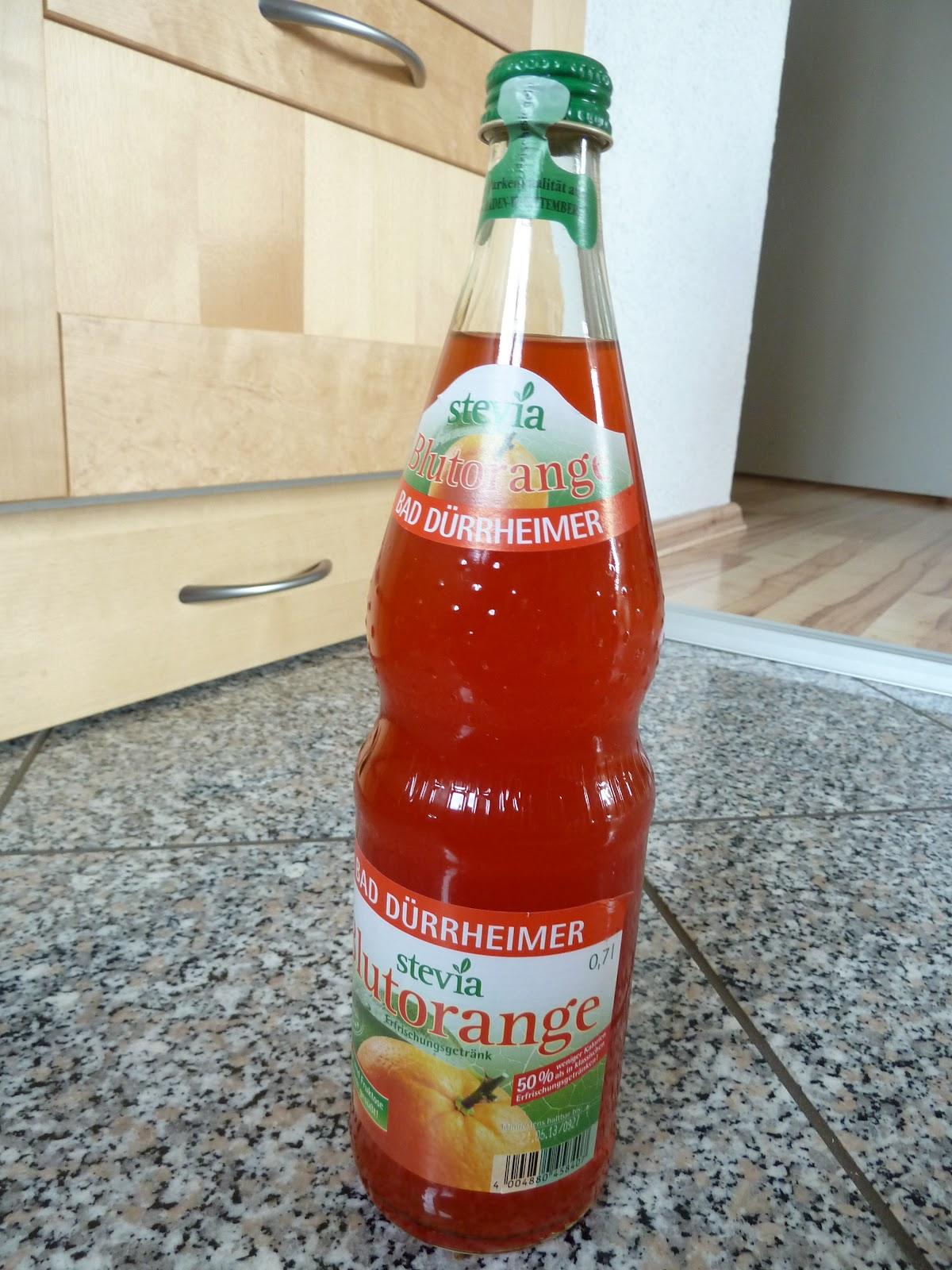 Redkater testet für euch: Bad Dürrheimer Stevia Limonade